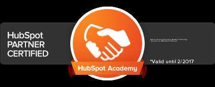 HubSpot Partner Certification