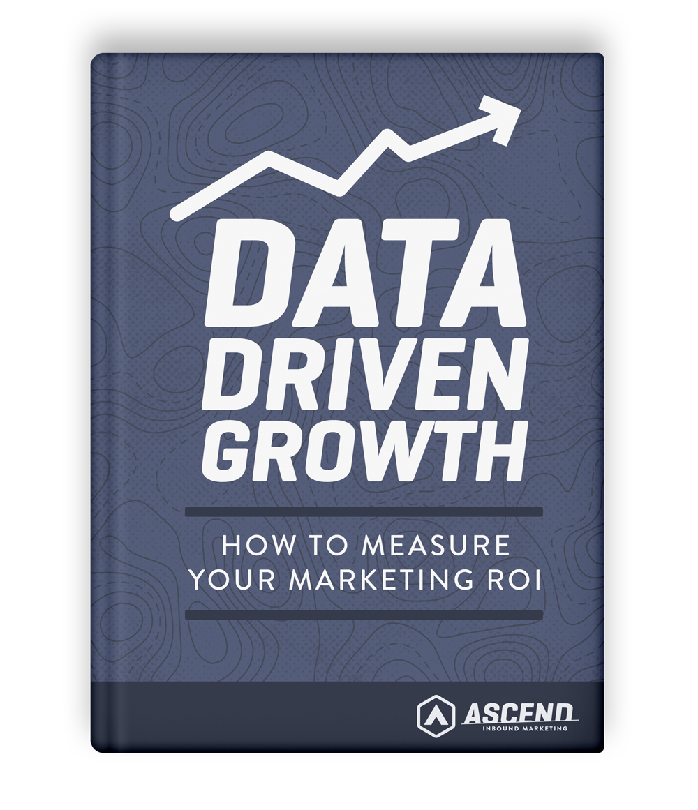 DATA DRIVEN GROWTH EBOOK